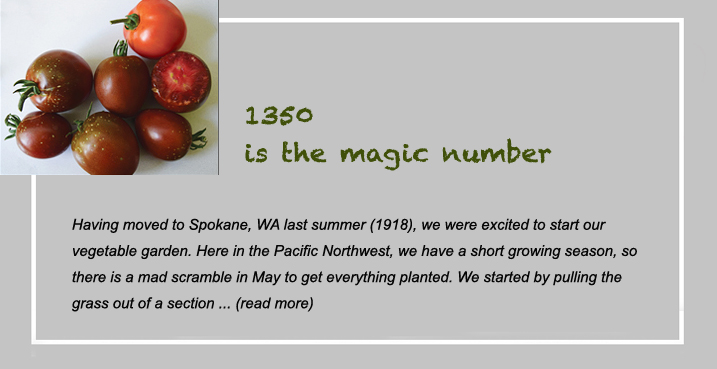 1350 is the magic number